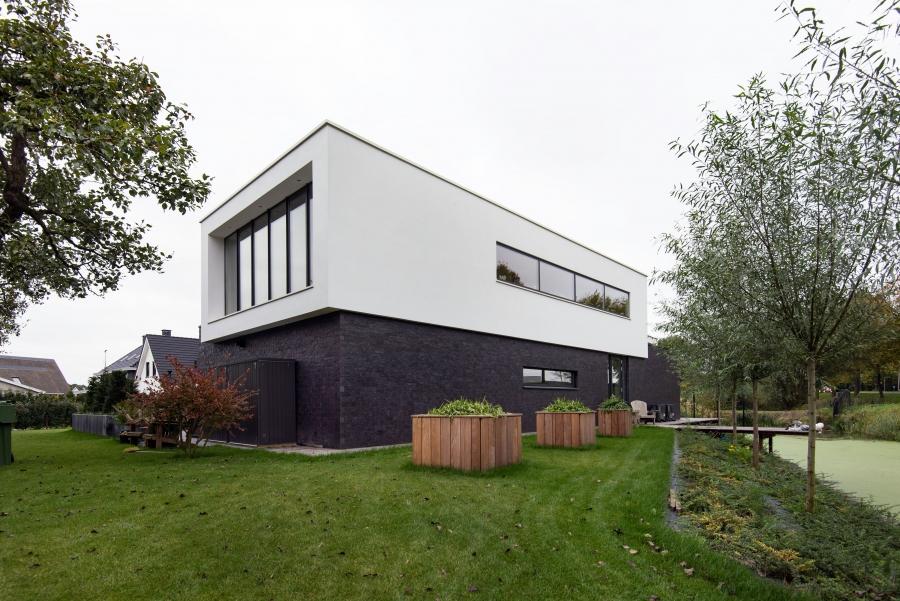 Moderne woning Oud-Beijerland