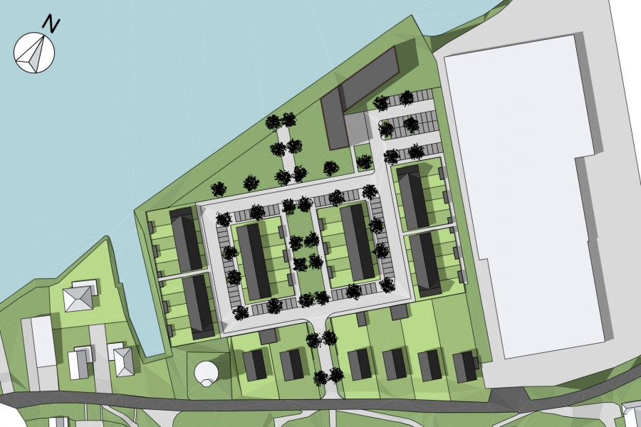 Woningbouw Rotterdam